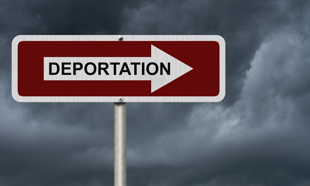 Депортация из Японии