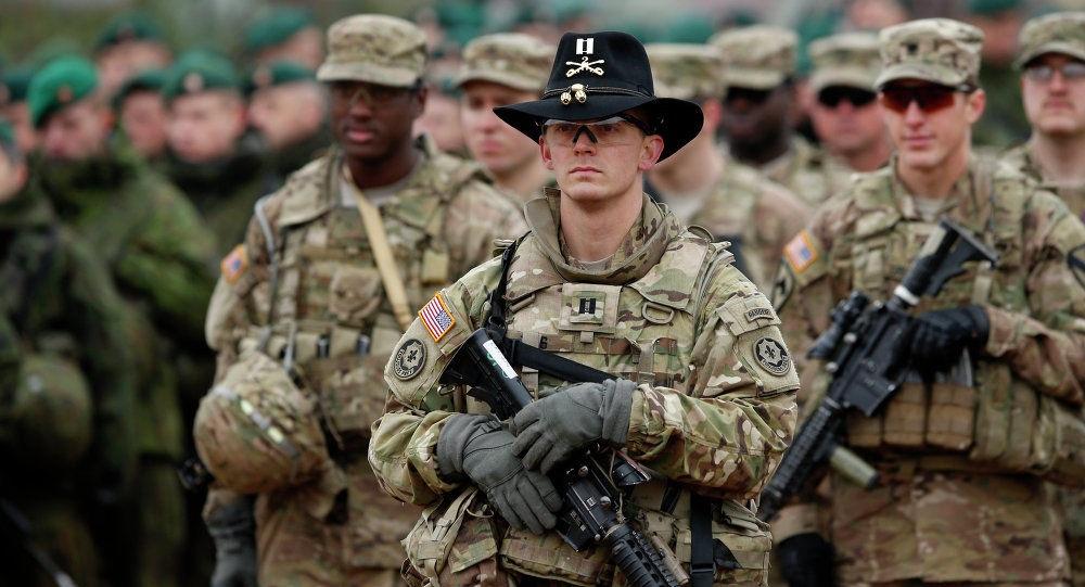Этнический состав армии США