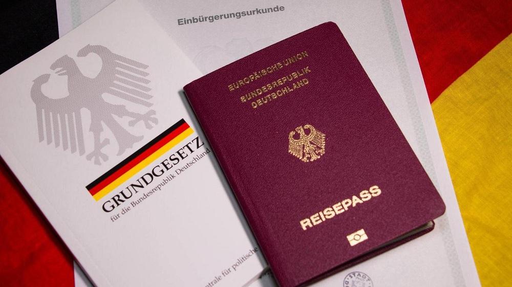 Гражданство Германии