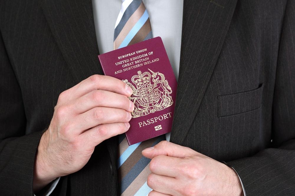 Гражданство Великобритании за особые заслуги