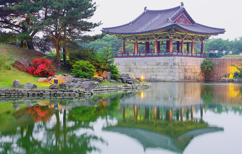 Кенджу, Южная Корея