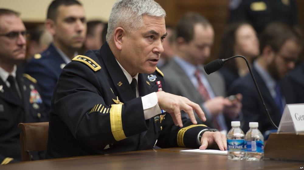 Командование американской армии