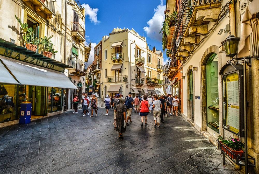 Криминогенная обстановка в Италии