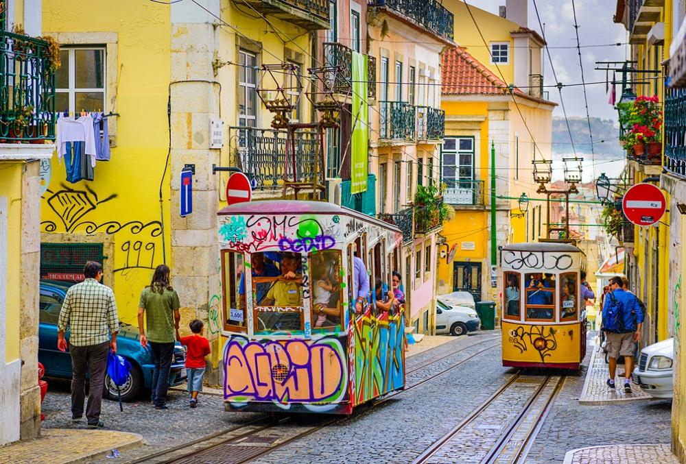 Криминогенная обстановка в Португалии