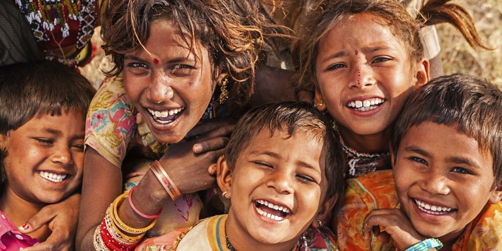Население Индии