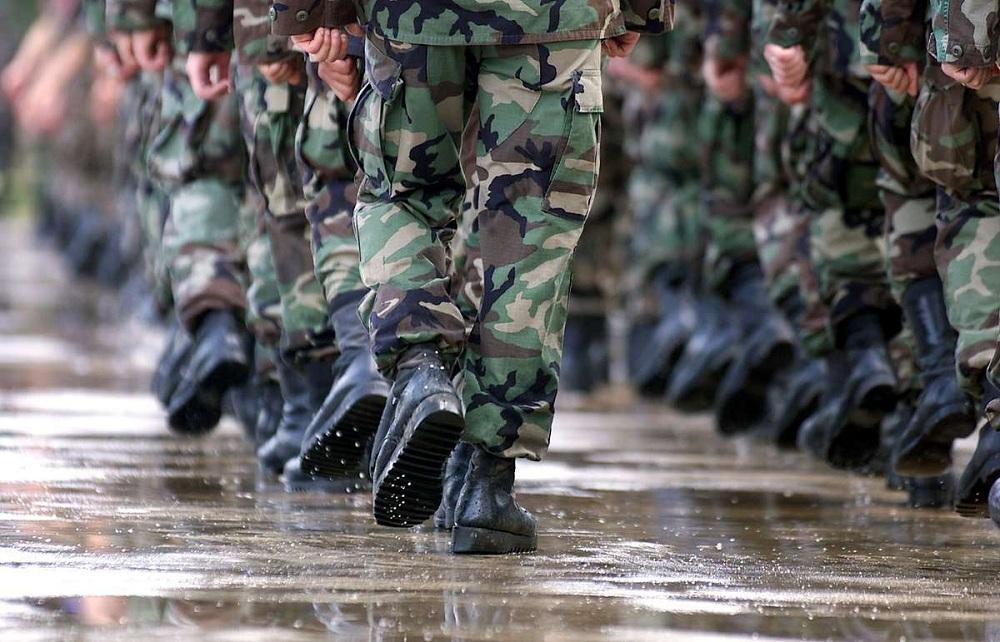 Оперативно-штатная структура армии США