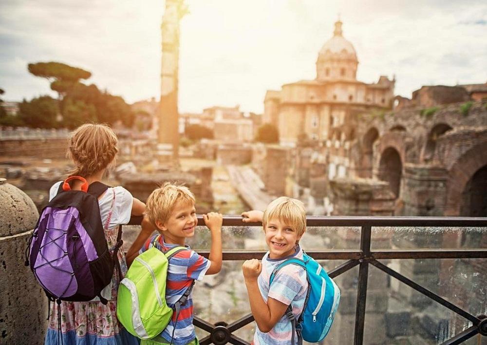 Особенности переезда в Италию семей с детьми