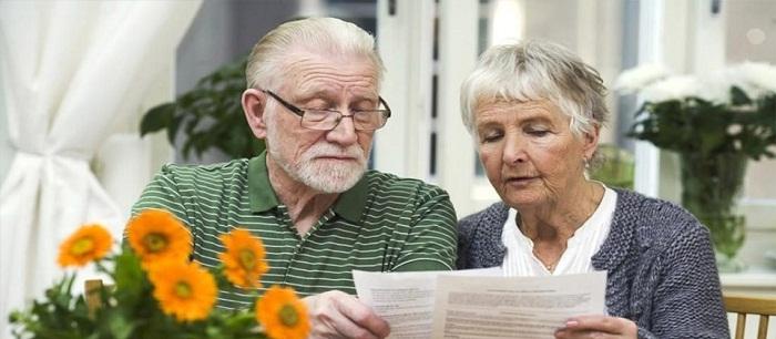 Пенсионеры в Австралии