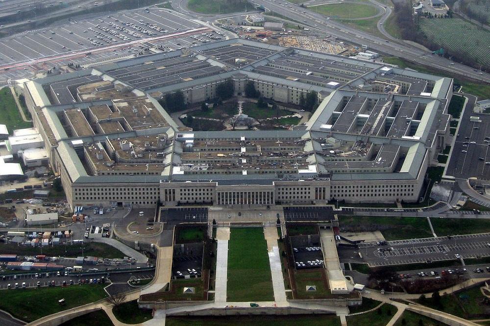 Пентагон — здание Министерства обороны США