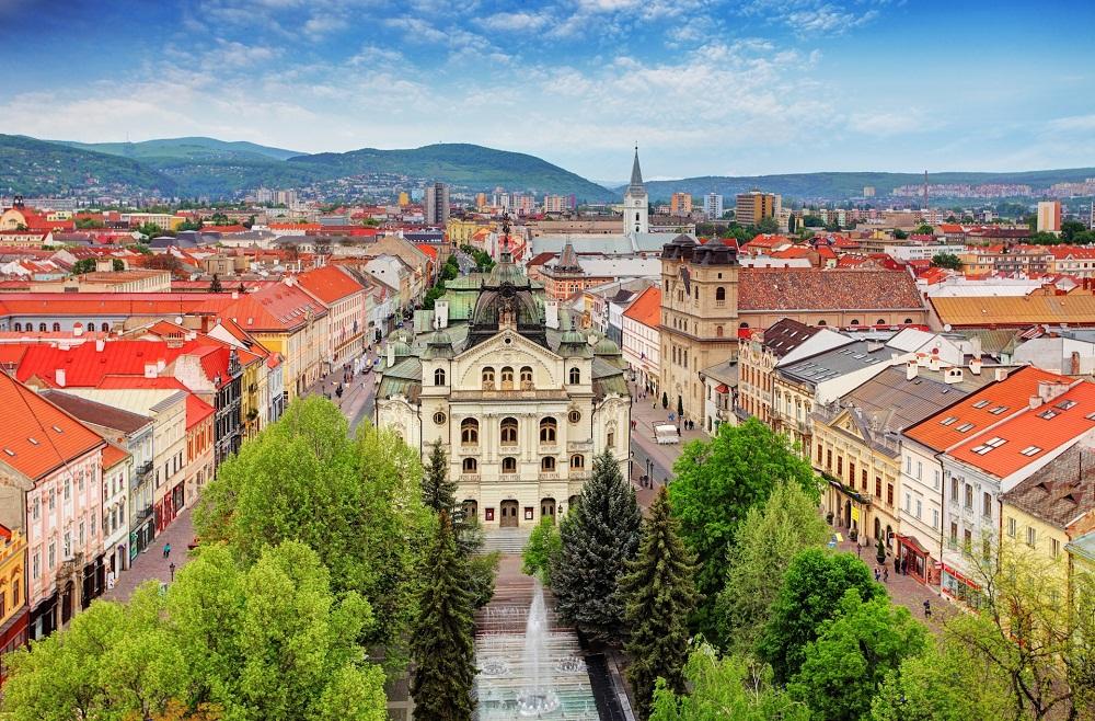 Переезд в Словакию на ПМЖ