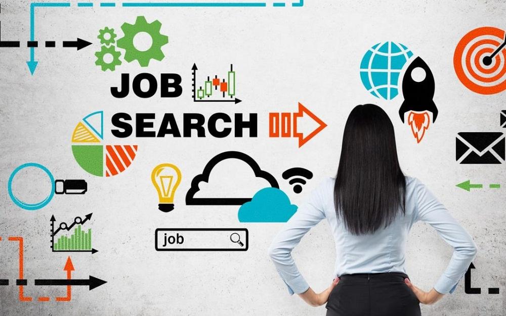Поиск работы в Америке
