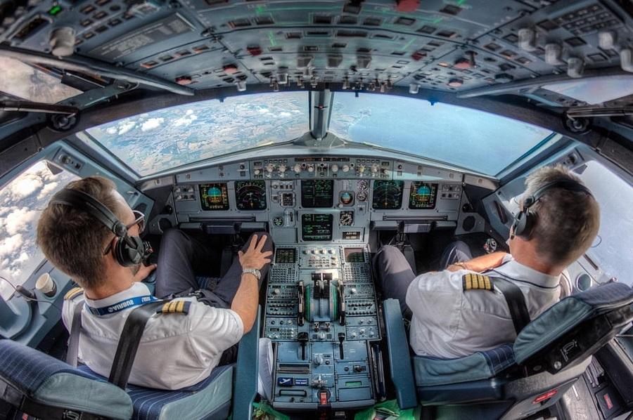 Размер заработной платы пилотов в Японии