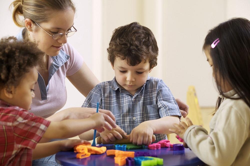Система дошкольного воспитания в Австрии
