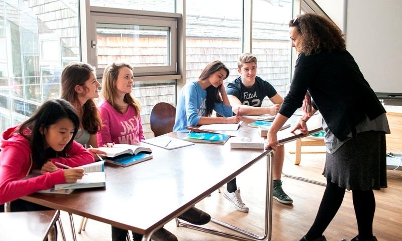 Средняя и высшая средняя школа в Австрии