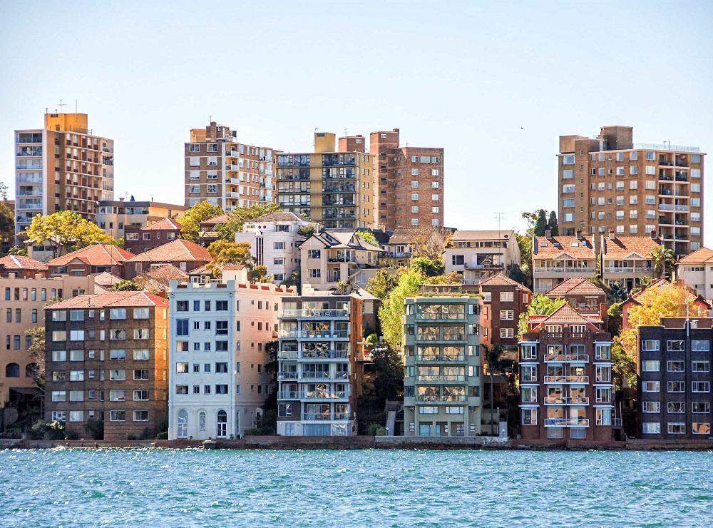 Стоимость жилья в Австралии