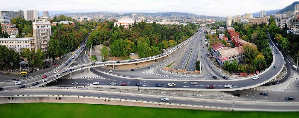 Транспортная система в Грузии