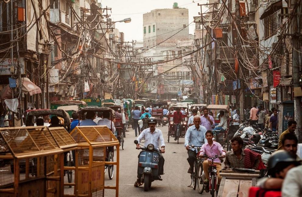 Уровень жизни в Индии