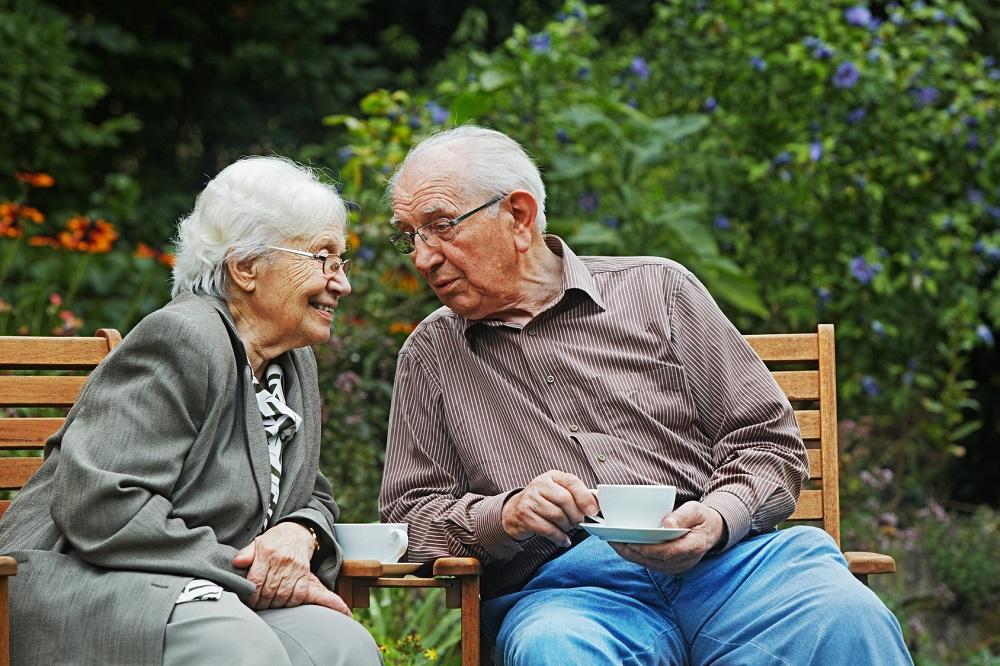 Жизнь пенсионеров в Германии