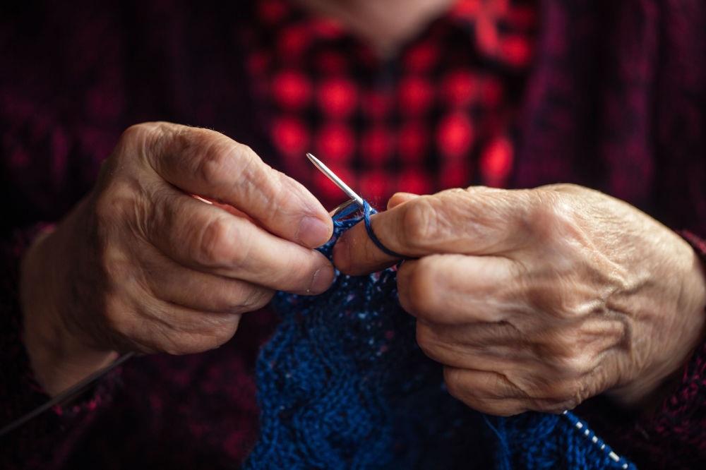 Жизнь пенсионеров в Грузии