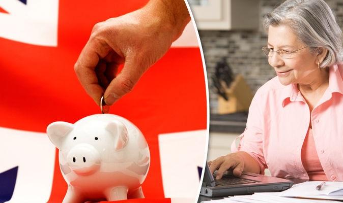 Английская пенсионная система