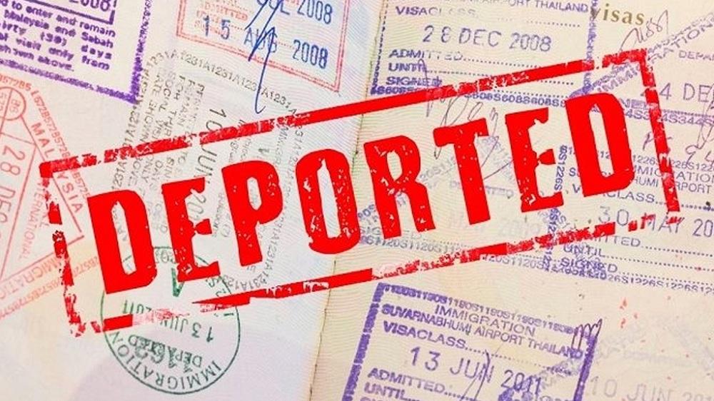 Депортация из России