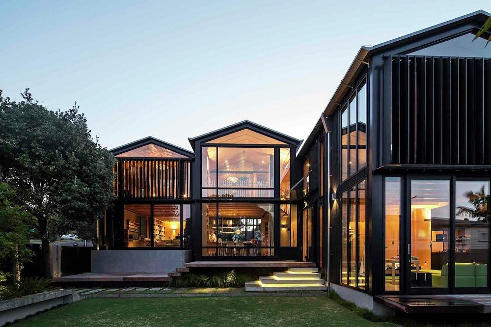 Элитный дом в Новой Зеландии