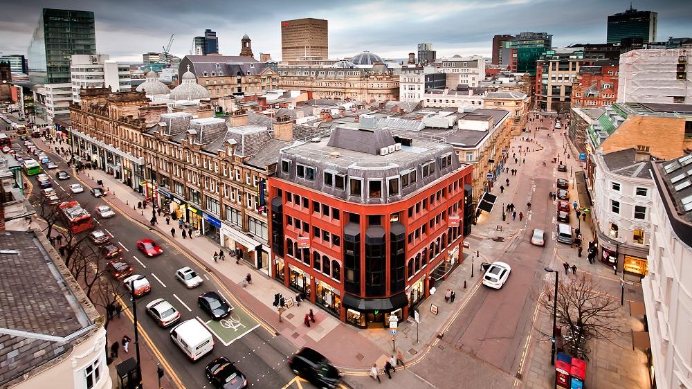 Город Манчестер, Англия