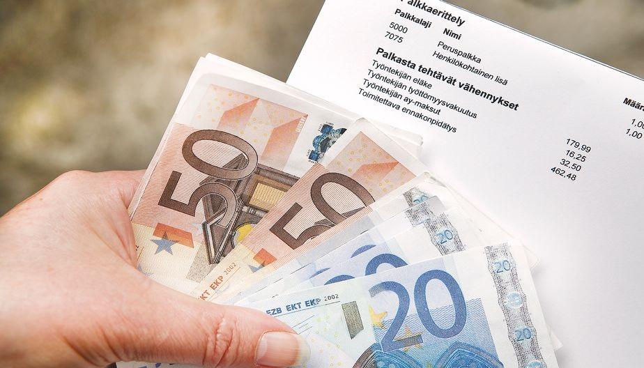 Налоги для физических лиц в Финляндии