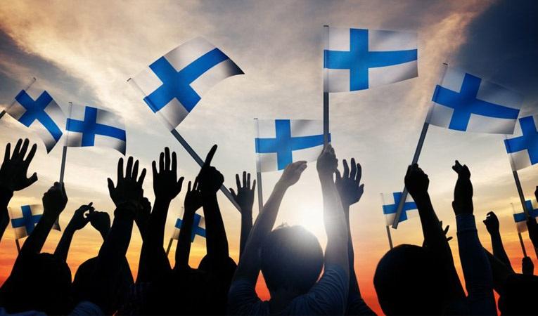 Население Финляндии
