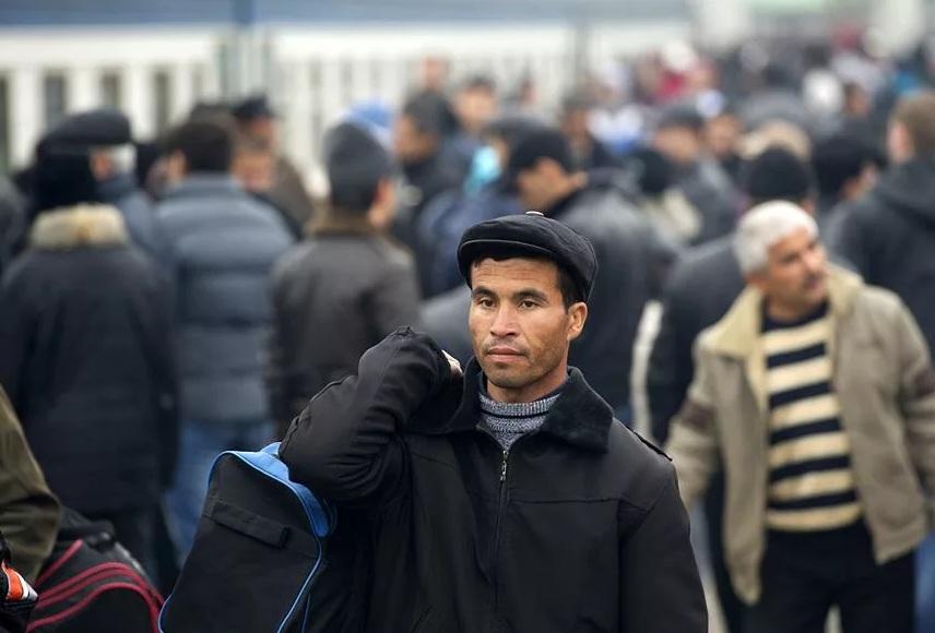 Нелегальные миграционные потоки