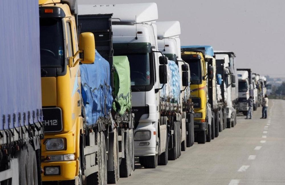 Как пересечь эстонскую границу согласно очереди на автомобиле