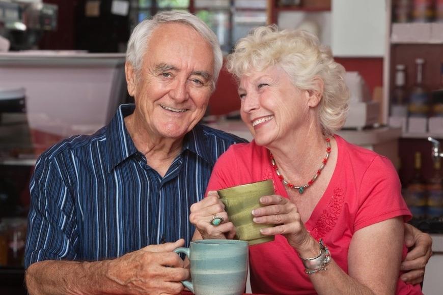 Пенсионеры в Норвегии