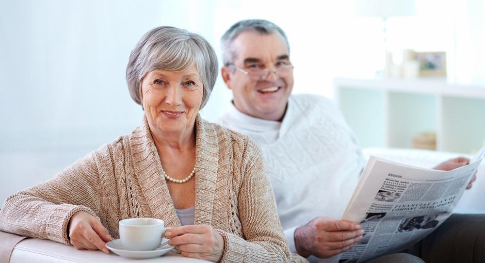 Пенсионеры в Португалии