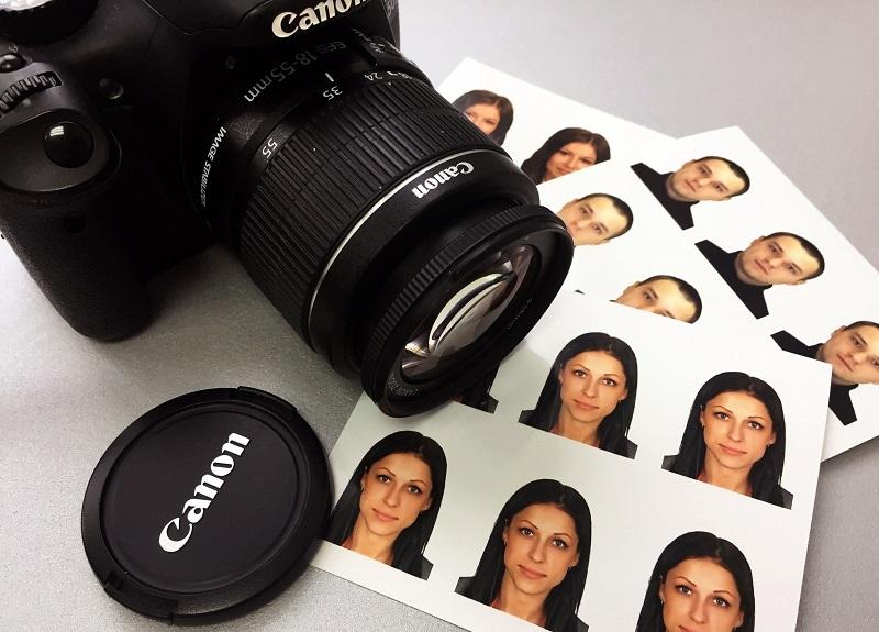 Подготовка фото для документов