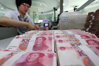 Средняя заработная плата в Китае