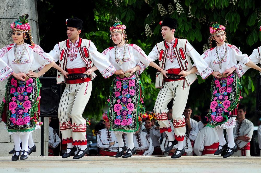 Традиции Болгарии