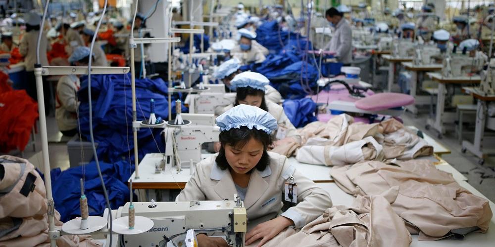 Уровень минимальной зарплаты в Китае