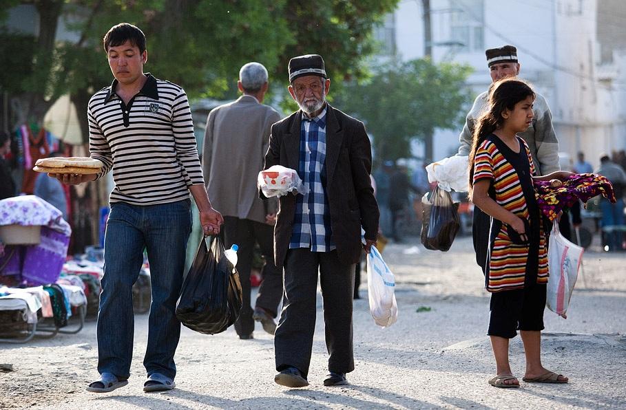Жизнь пенсионеров в Узбекистане