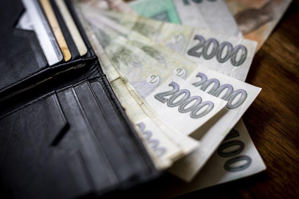 Заработная плата в Чехии