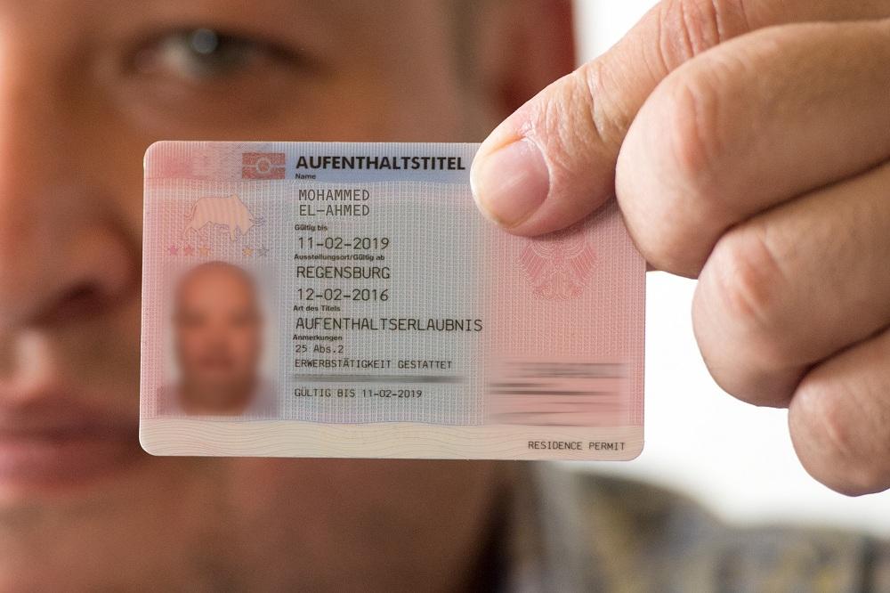 Немецкий паспорт через натурализацию