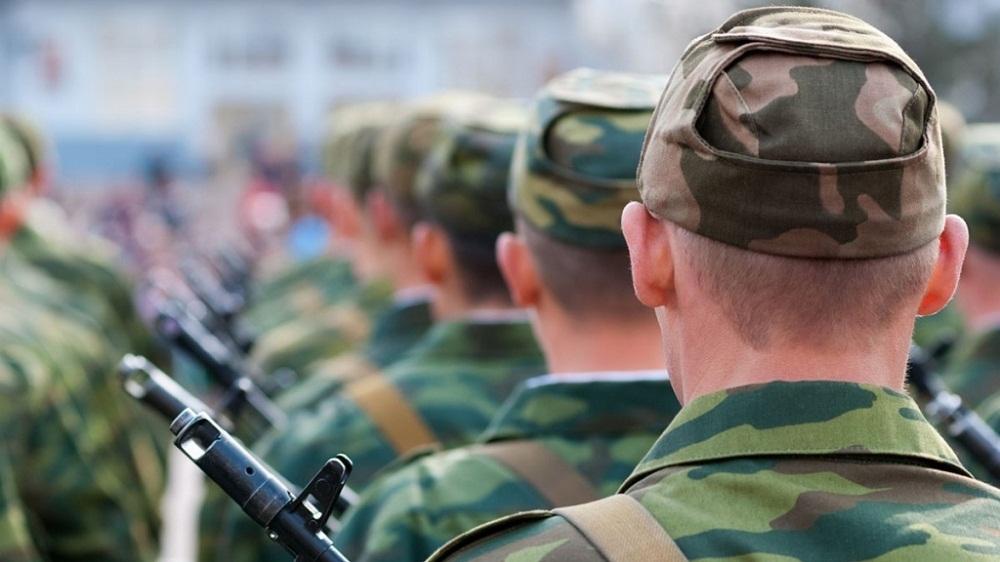 Особенности регистрации военных