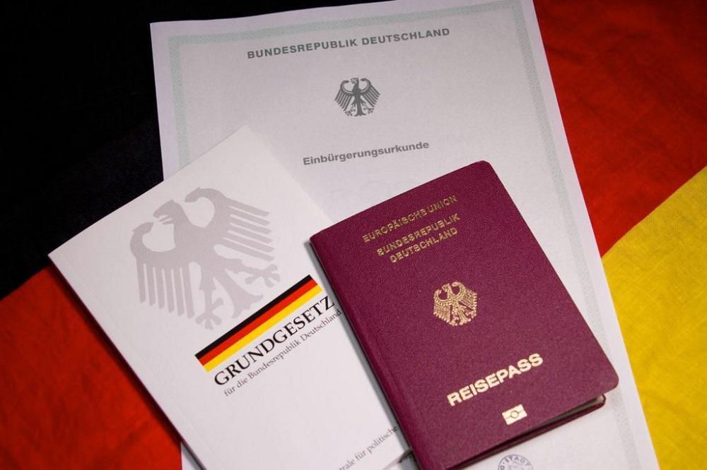 Получение статуса немецкого гражданина