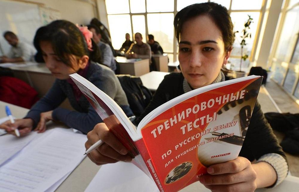 Тестирование по русскому языку