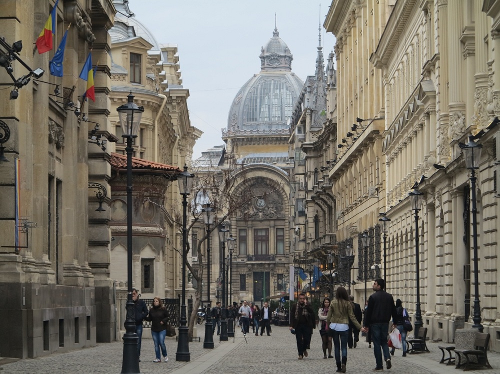 В Румынию на ПМЖ