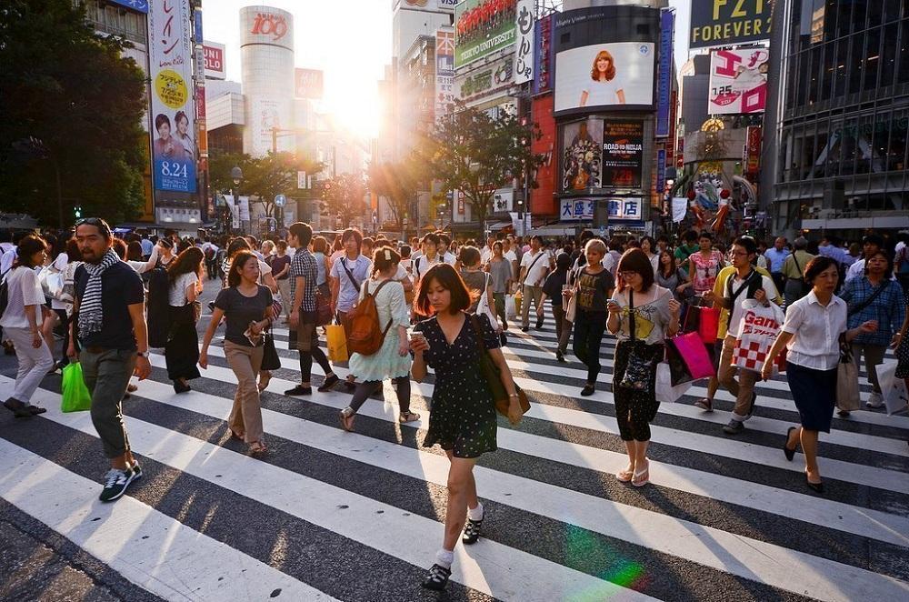 Жизнь в Токио