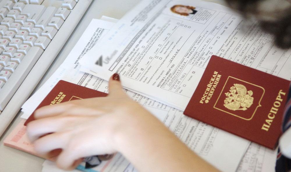 Алгоритм получения транзитной визы
