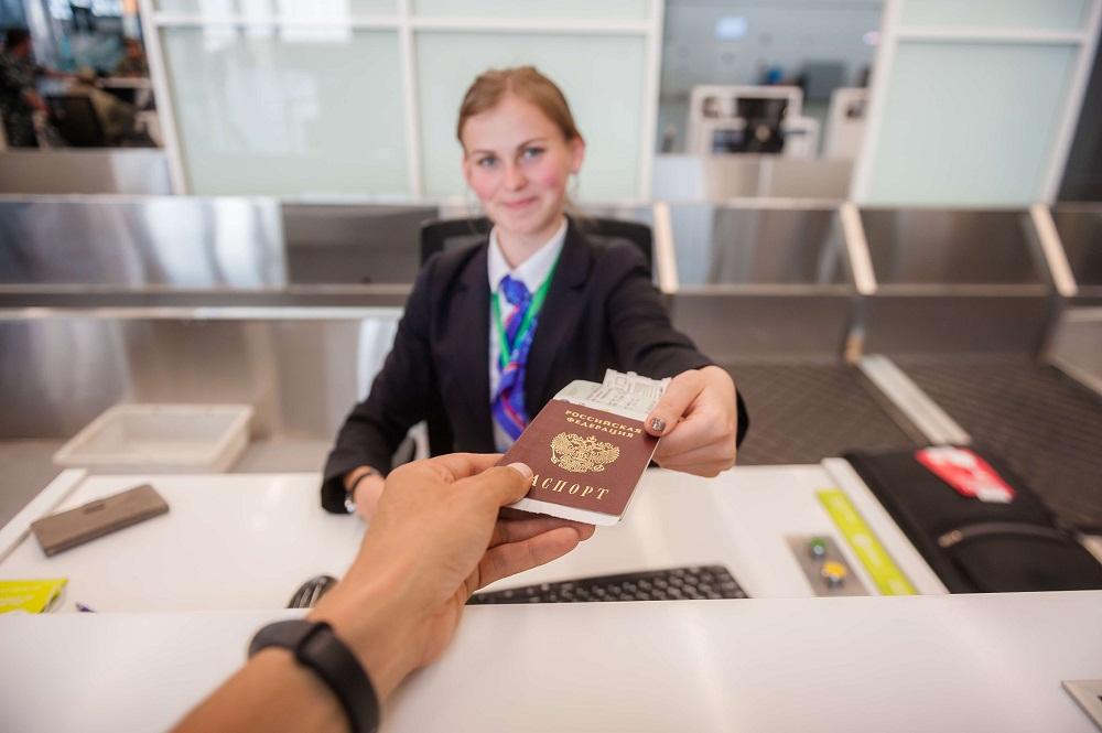 Документы для полетов на внутренних рейсах