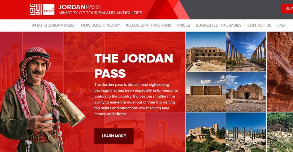 Иордания без визы с Джордан-Пасс