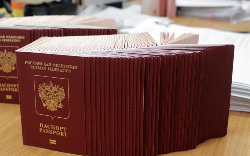 Как сделать загранпаспорт