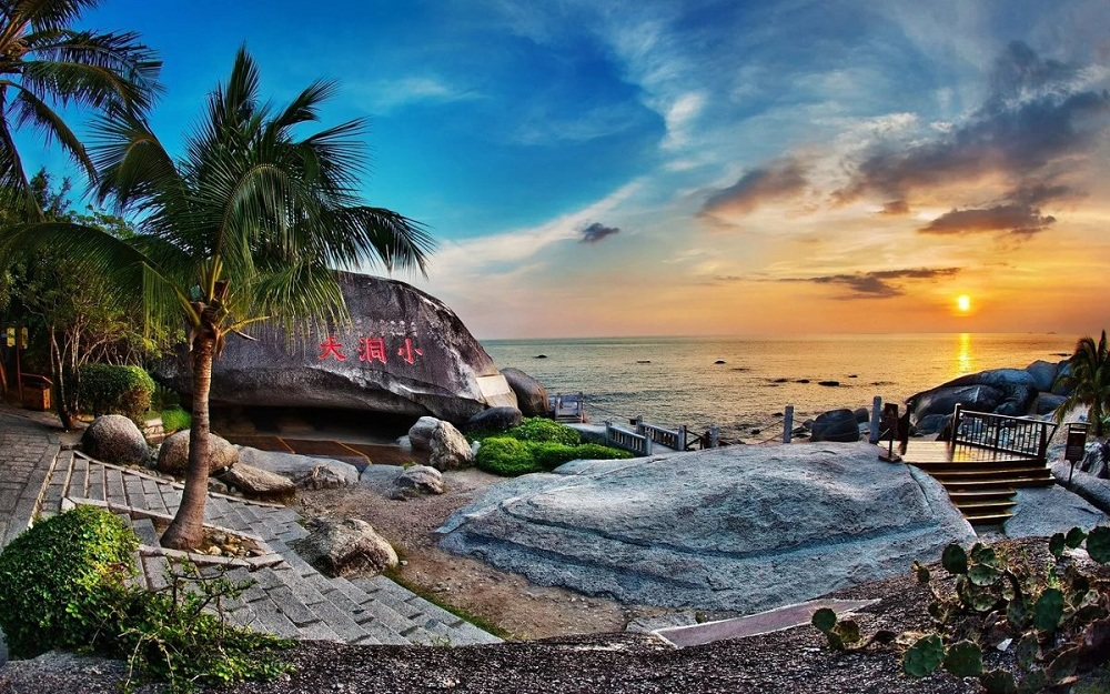 Курорты на острове Хайнань